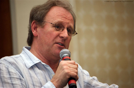Peter Davison at NEFE 2008 (0047)