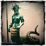 Medusa Model By Ray Harryhausen