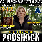 Cover Art for Doctor Who: Podshock 342
